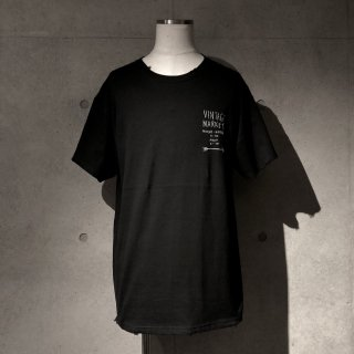 【7/7 22:00〜販売開始】RESURRECTION VINTAGE MARKET T-shirt