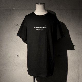 【7/7 22:00〜販売開始】RESURRECTION REN= T-shirt