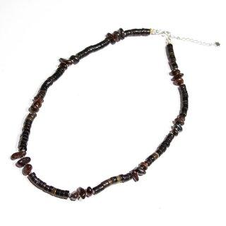 KinCrossWorld Shell&PowerStone Necklace