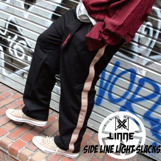 LINNE Side Line Light Slacks