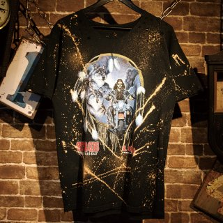 【8/20 22:00〜販売開始】KinCrosWorld Remake Band T-Shirt