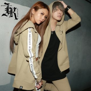 <img class='new_mark_img1' src='//img.shop-pro.jp/img/new/icons14.gif' style='border:none;display:inline;margin:0px;padding:0px;width:auto;' />【3/10 22:00〜販売開始】gender Jess×KinCrossWorld