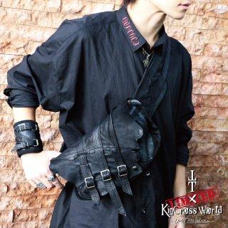 TT×KinCrossWorld Leather Custom Sling Bag【Type-A】