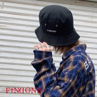 【1/18 22:00〜再販売開始】F1ND ONE Logo Bucket Hat