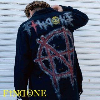 【2/4 22:00〜販売開始】F1ND ONE Art Remake Shirt
