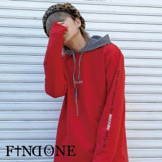 【1/30 22:00〜販売開始】F1ND ONE Determination long Sleeve