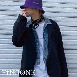 【2/6 22:00〜販売開始】F1ND ONE Big Collar Jacket
