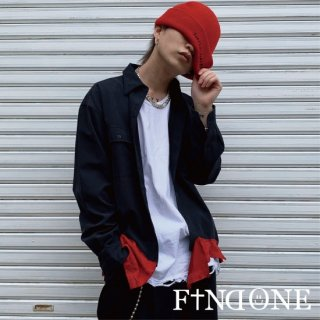【3/18 22:00〜】F1ND ONE Docking People Shirt