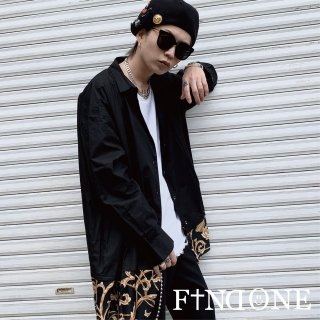 【3/12 22:00〜】F1ND ONE Scarf less Long shirt