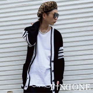 【3/19 22:00〜販売開始】F1ND ONE Classic Cardigan