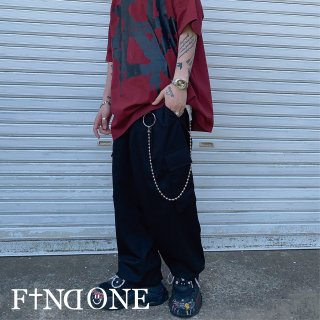 【4/12 22:00〜販売開始】F1ND ONE Wide Cargo Slacks