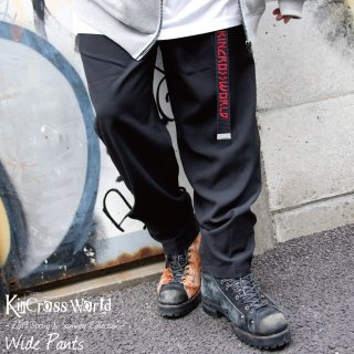 <img class='new_mark_img1' src='https://img.shop-pro.jp/img/new/icons13.gif' style='border:none;display:inline;margin:0px;padding:0px;width:auto;' />【USED】KinCrossWorld Wide Pants