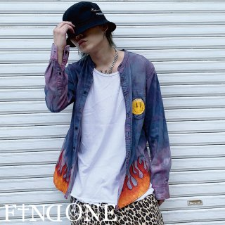 【6/8 22:00〜販売開始】F1ND ONE OX ART Shirt