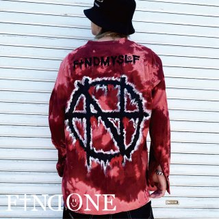 【6/16 22:00〜販売開始】F1ND ONE Remake ART Shirt