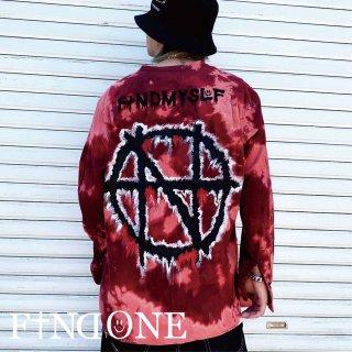 【6/16 22:00〜販売開始】F1ND ONE Remake ART Shirt