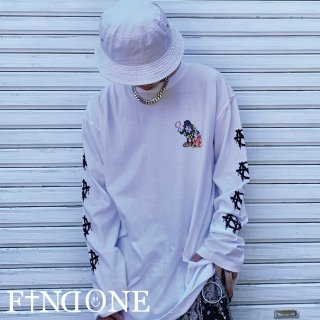 【7/13 22:00〜販売開始】F1ND ONE BOM Long T-shirt