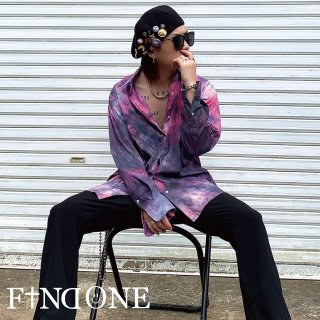 【7/19 22:00〜販売開始】F1ND ONE Taidai Dress shirt