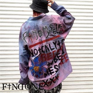 【7/21 22:00〜販売開始】F1ND ONE MY SELF Remake Shirt