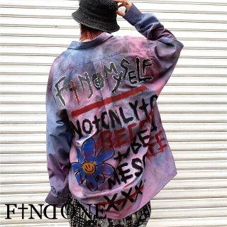 【7/21 22:00〜販売開始】F1ND ONE MY SELF Remake Shirt