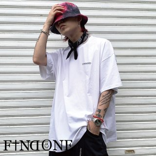 【7/25 22:00〜販売開始】F1ND ONE Double Gate Logo T-shirt