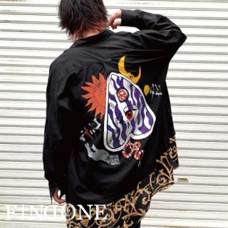 【8/3 22:00〜】F1ND ONE Scarf less Long shirt