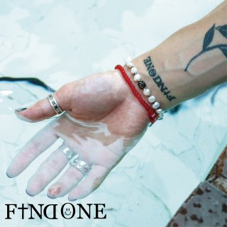 【8/5 22:00から販売開始】F1ND ONE Rose Pearl Bracelet