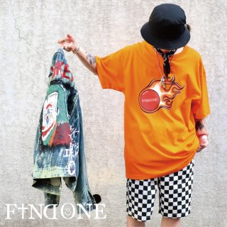 【8/9 22:00〜販売開始】F1ND ONE ART Remake Denim Jacket