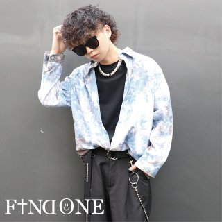 【8/14 22:00~販売開始】F1ND ONE Taidai Remake Shirt