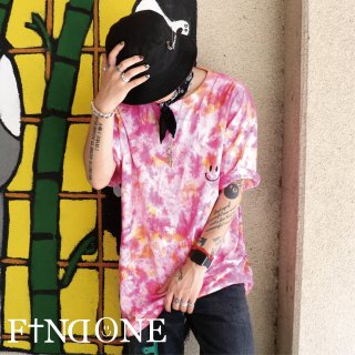 【8/17 22:00〜販売開始】F1ND ONE Self Smiles T-shirt