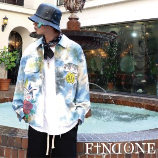 【8/31 22:00〜販売開始】F1ND ONE Peaceful Jacket