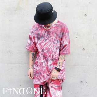 【8/23 22:00〜販売開始】F1ND ONE Dye Up T-Shirt