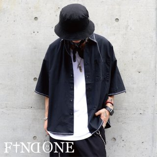 【8/29 22:00~販売開始】F1ND ONE Stitch Remake H/S Shirt