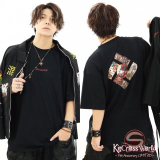 KinCrossWorld 5th ∀nniversary T-Shirt 【KCW-5ANV】