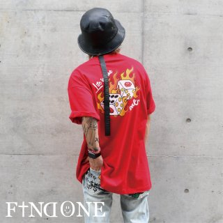 【9/4 22:00〜販売開始】F1ND ONE Life Ones T-Shirt