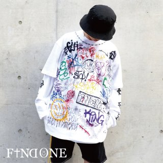【9/21 22:00〜販売開始】F1ND ONE Alchemist T-shirt