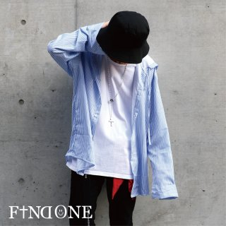 【10/2 22:00〜販売開始】F1ND ONE Slab Hood Shirt