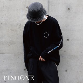 【10/14 22:00〜販売開始】F1ND ONE Determination Big Sleeve