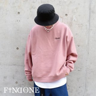 【10/20 22:00〜販売開始】F1ND ONE Big Saloon Sweat