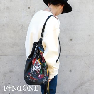 【11/6 22:00〜販売開始】F1ND ONE Travel Leather Bag