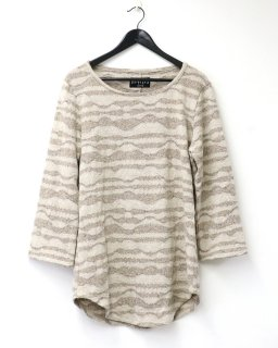 <img class='new_mark_img1' src='https://img.shop-pro.jp/img/new/icons13.gif' style='border:none;display:inline;margin:0px;padding:0px;width:auto;' />H∀PEAC∃ Jacquard Long Knit