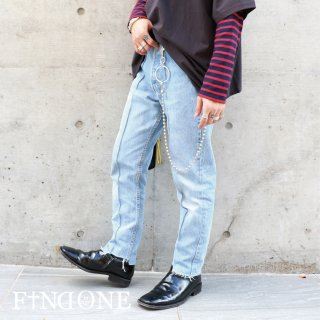 【数量限定 11/20 22:00〜再販売開始】F1ND ONE Plative Remake Denim