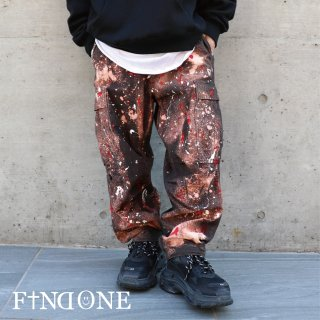 【12/2 22:00〜販売開始】F1ND ONE Remake Full Breach Pants