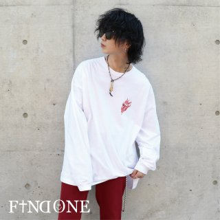 【12/19 22:00〜販売開始】F1ND ONE My Self Long T-shirt
