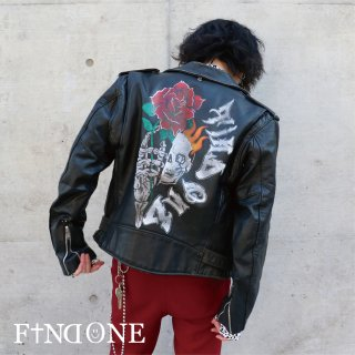 【12/20 22:00〜販売開始】F1ND ONE Old Commemorative Jacket 【α】