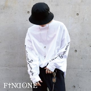 【12/27 22:00〜販売開始】F1ND ONE Messen Long T-shirt
