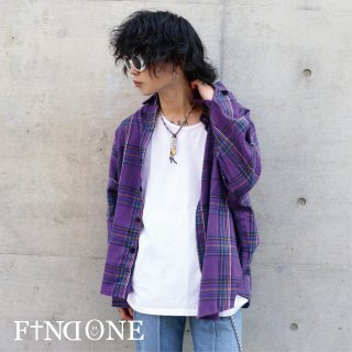 【12/29 22:00〜販売開始】F1ND ONE Contradiction Shirt