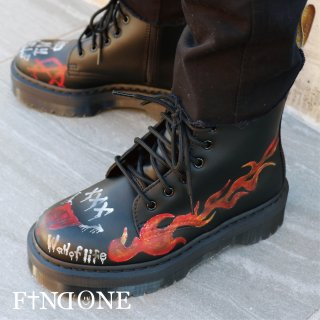 【1/11 22:00〜販売開始】F1ND ONE Remake Martin Boots