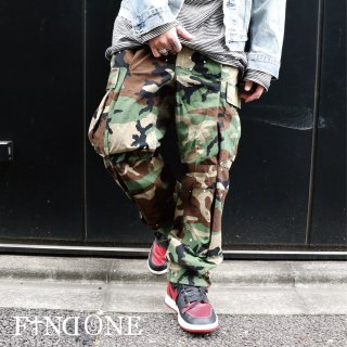 【1/18 22:00〜販売開始】F1ND ONE ARMY Strong Pants