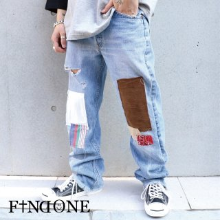 【2/7 22:00〜販売開始】F1ND ONE Remake Jack Koubein Denim