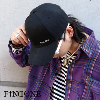 【2/17 22:00〜販売開始】F1ND ONE Logo Cap Second